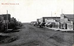 Main Street Lemmon
