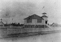 Fairview School House, Prairie City
