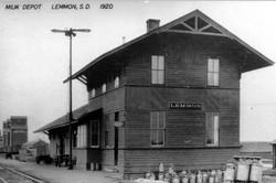 Old Lemmon Depot