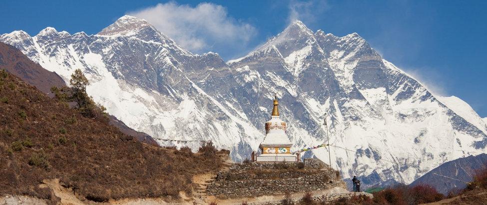 Lunes 1 > Campo Base del Everest + Gokyo