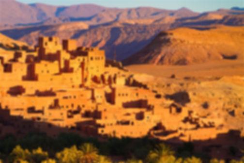 Ouarzazate - Sáhara -Marruecos