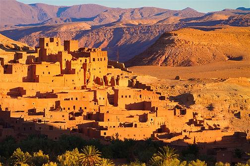 Trekking Sáhara