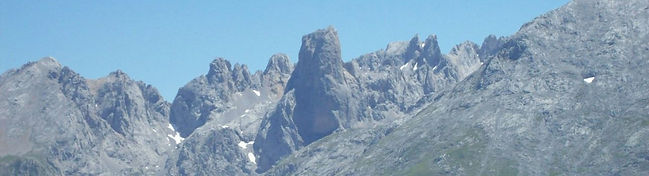 Picu Urriellu/Naranjo de Bulnes - Picos de Europa