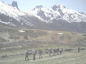 Trekking Picos de Europa, Trekking Asturias