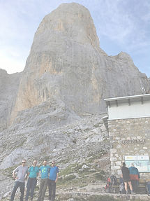 Trekking Asturias, Trekking Naranjo de Bulnes