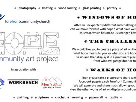 Share your Hope Community Art