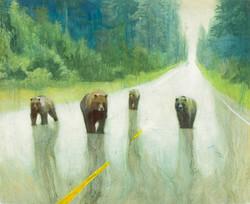 Bears - Sandy Grant
