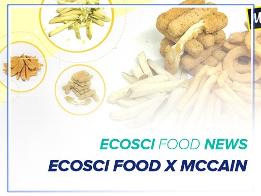 EcoSci Food debuts McCain™ Fries & Appetizers