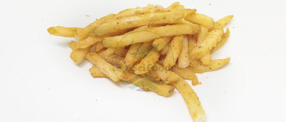 Seasoned Battered Fries