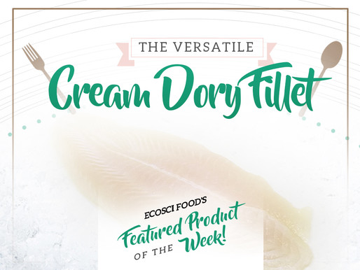 The Versatile Cream Dory Fillet