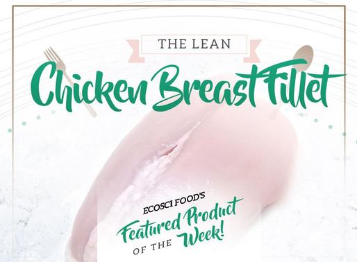 The Lean Chicken Breast Fillet