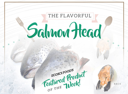 The Flavorful Salmon Head
