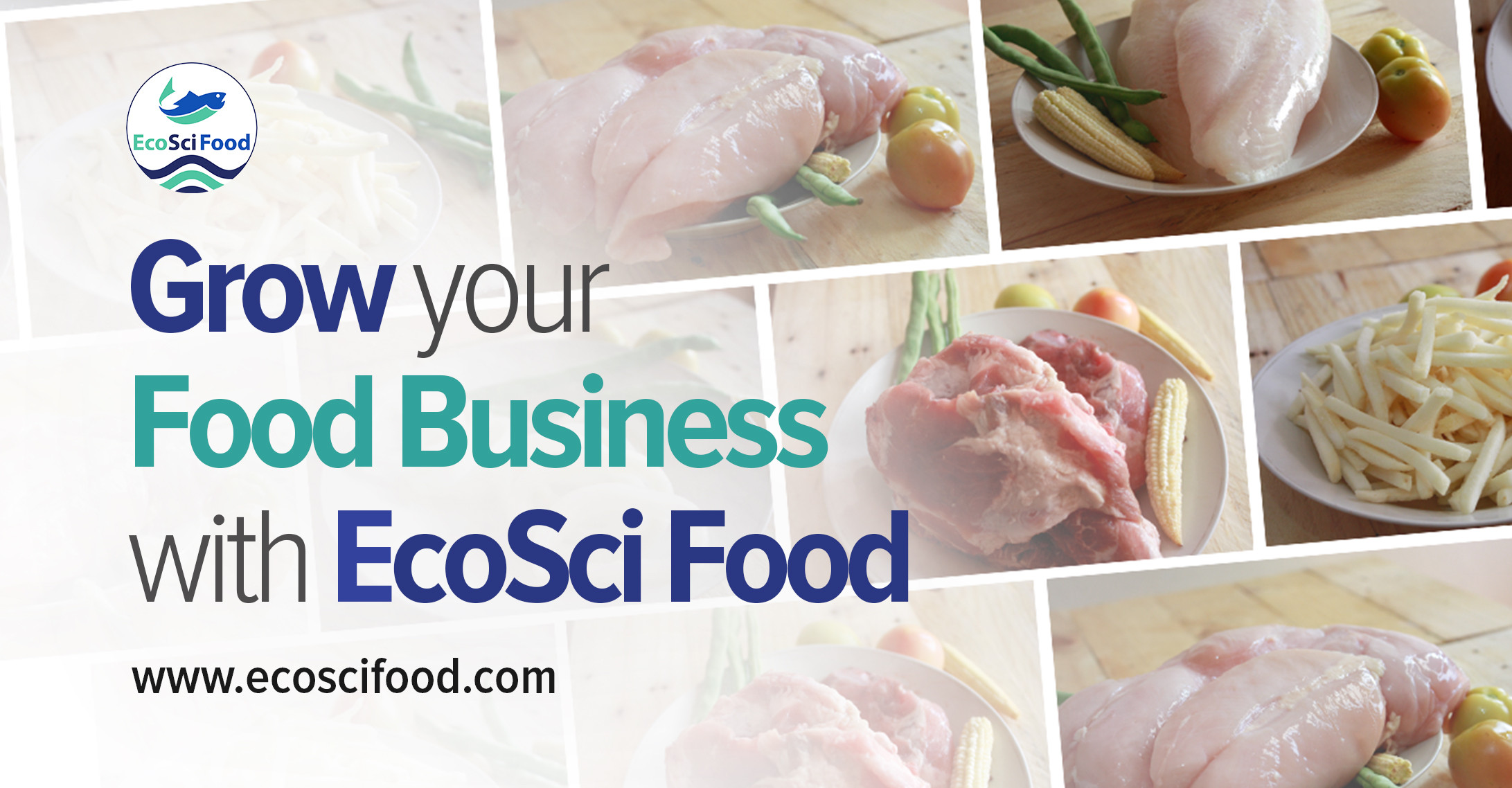 EcoSci Food | Frozen Seafood and Meat Supplier