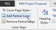 Add partner logo