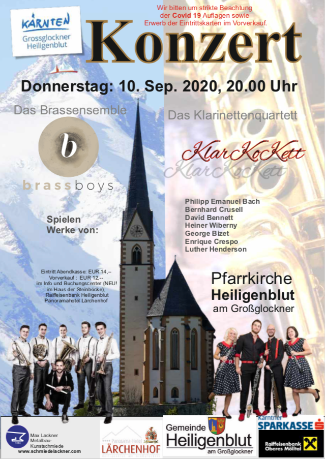 Konzert_in_Heiligenblut_am_Großglockner