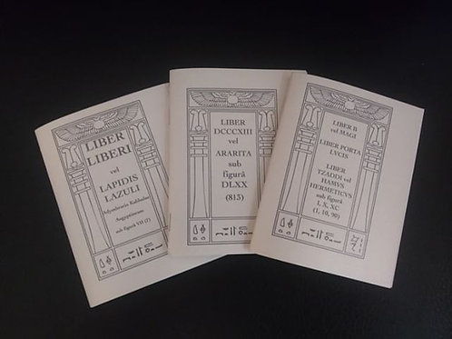 Holy Book Pamphlets