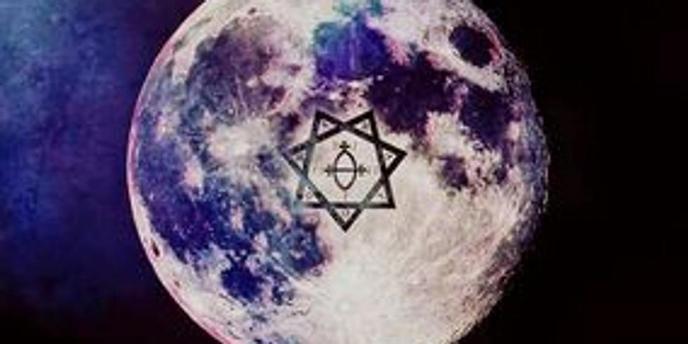 Private Full Moon Ritual