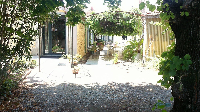 Le Jardin | Sous la Tonnelle