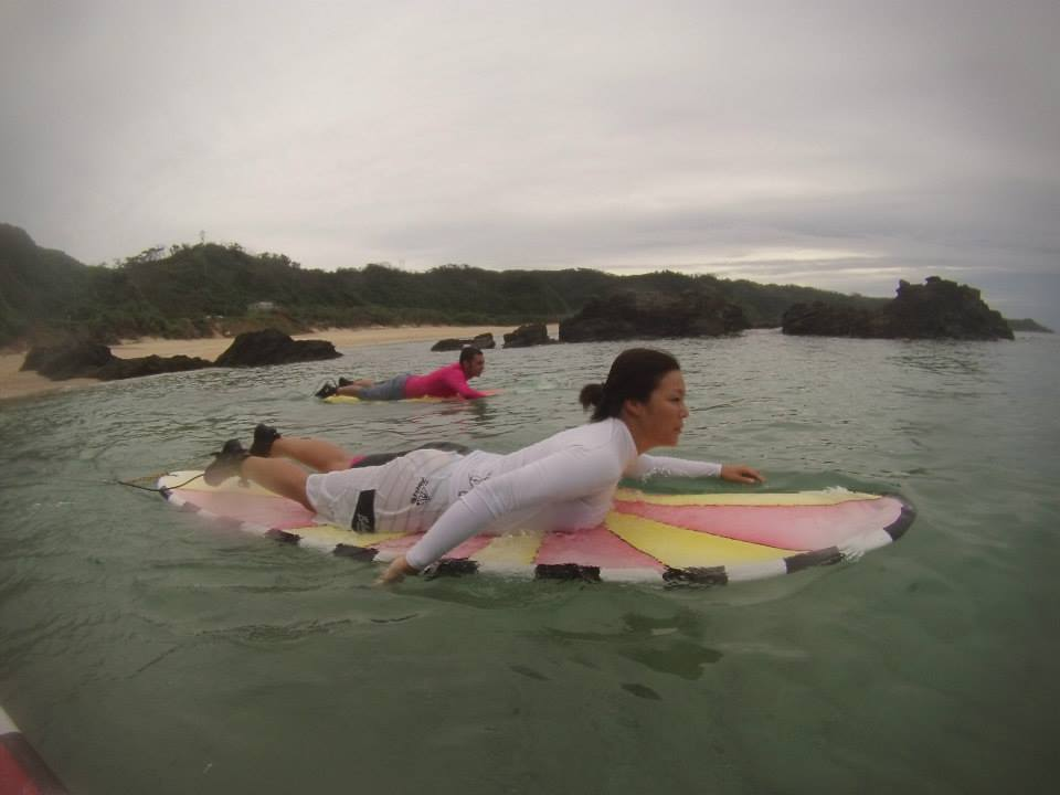 FUN SURFING LESSON