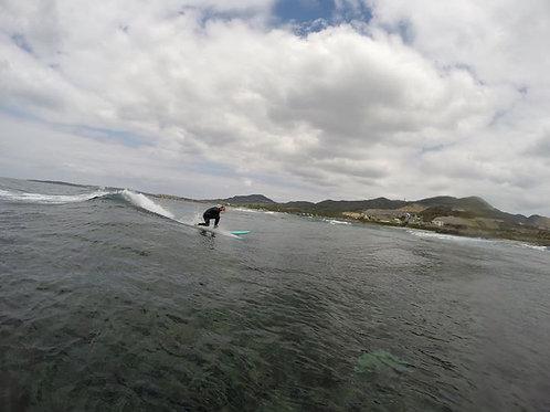 BEGINNER SURFING SCHOOL + lessons + transportation + equipment + surf insurance