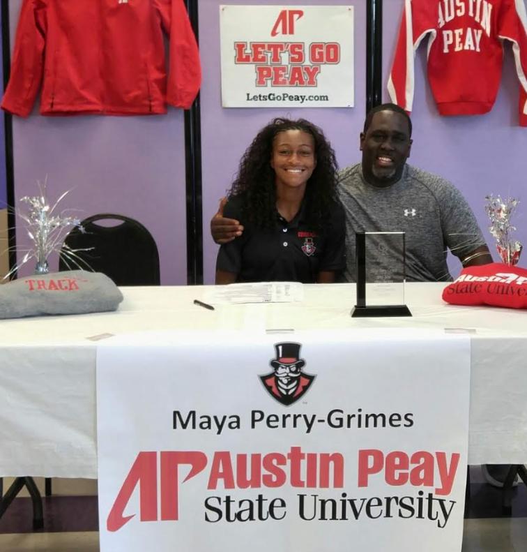 Maya Perry Grimes
