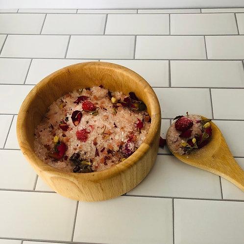 WILD ROSE  + JASMINE BATH TEA