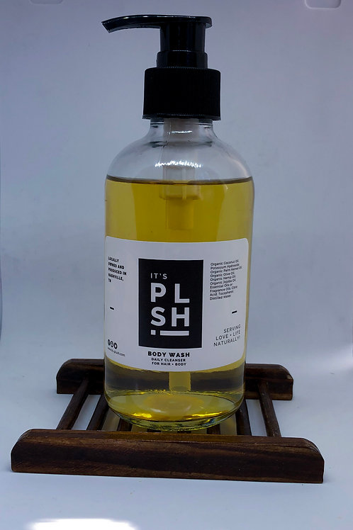 """GUSTO"" (PATCHOULI CEDAR) BODY WASH (M)"
