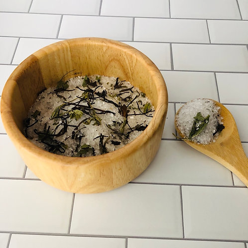 MINT HERBAL BATH TEA
