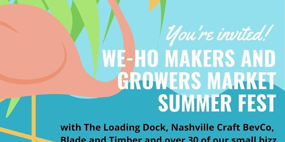 Wedgewood-Houston Makers + Growers Market
