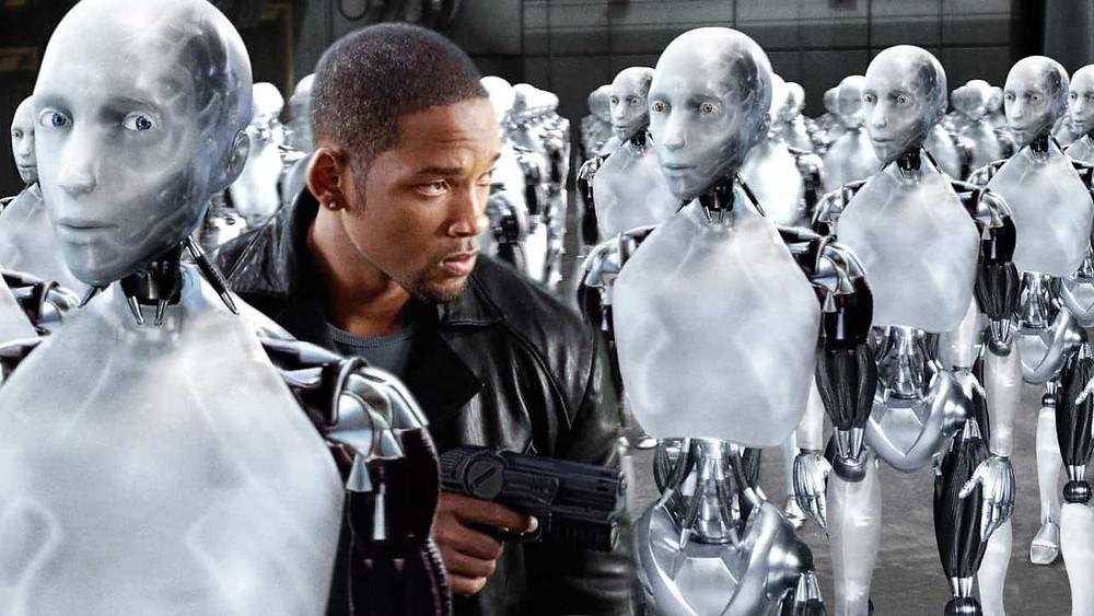 мы уже роботы