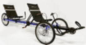 Terra Trike Rover Tandem