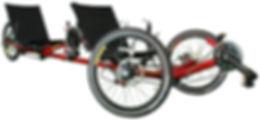 Terra Trike Tandem Pro
