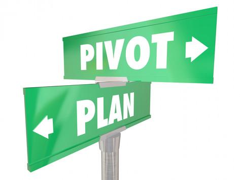 Pivot Your Marketing Don't Toss It