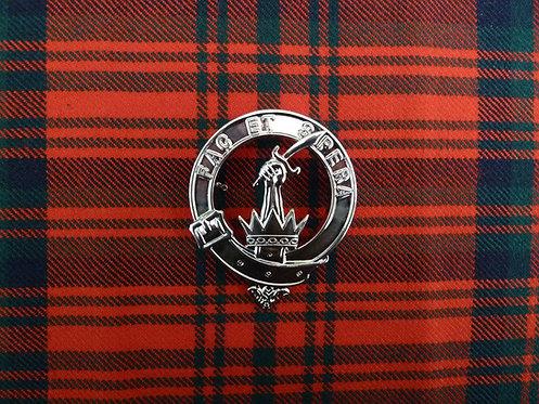 Members' Chief's Crest Badge