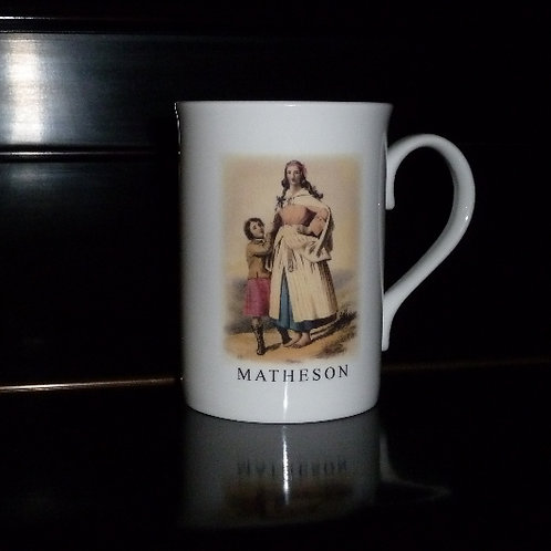 Clan Matheson Mug