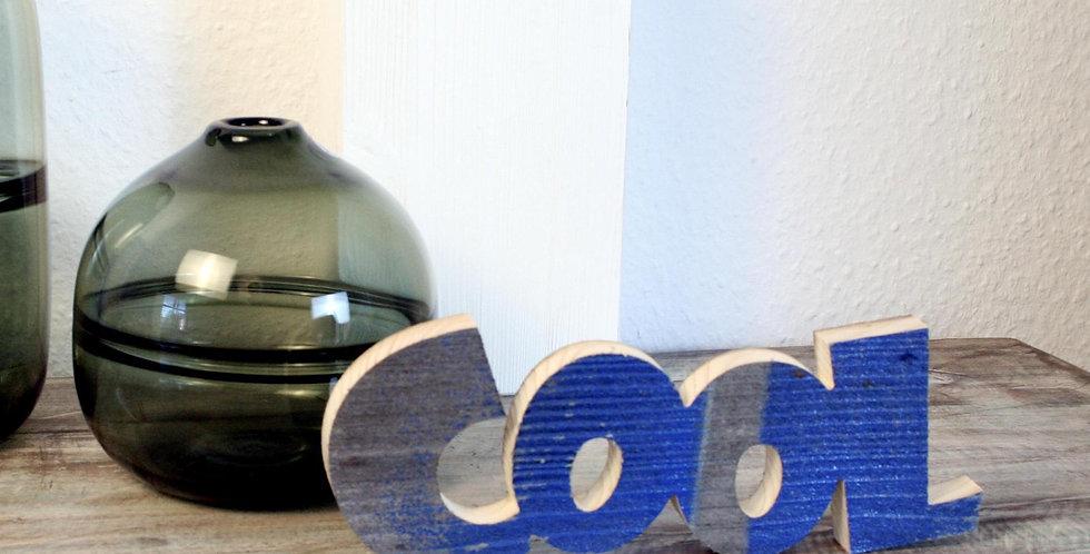 COOL - 3D Schriftzug