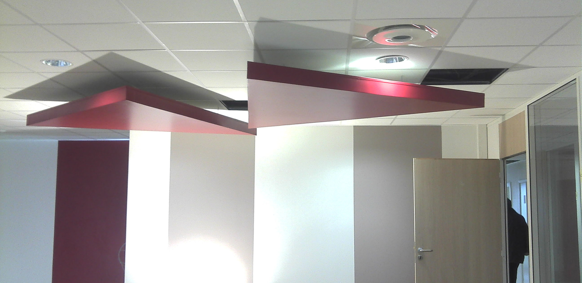 photos appareil cm 169 faux plafond pole