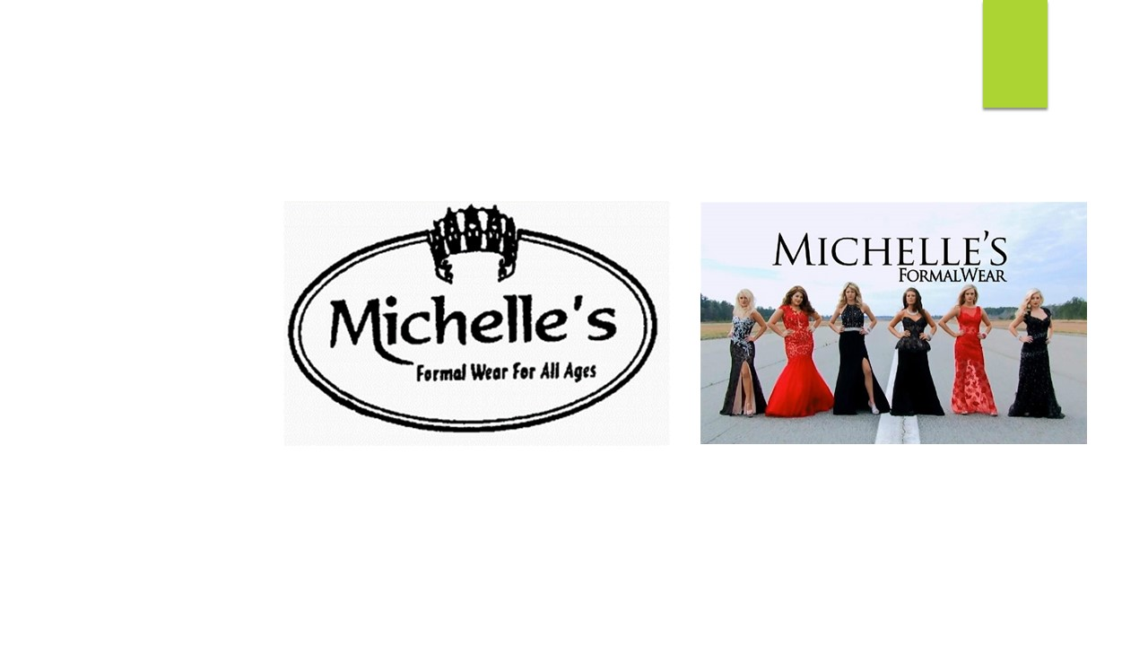 Michelle's Formal Wear For All Ages