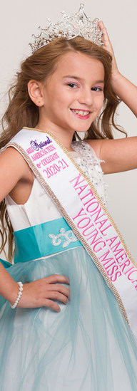 Andree National Young Miss American Teen