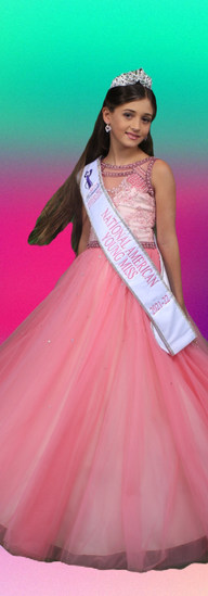 Cami National American Young Miss 2021-22