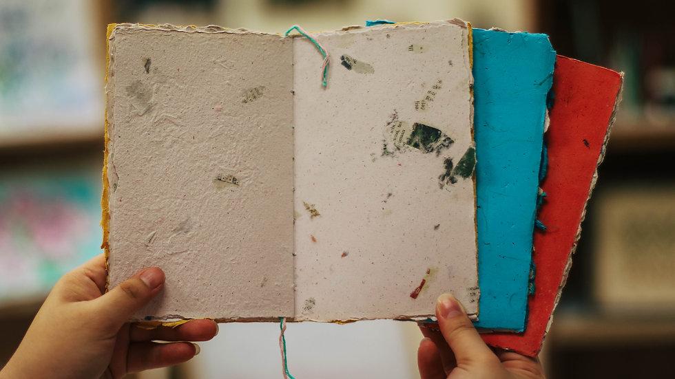 Saddle-Stitch Journals