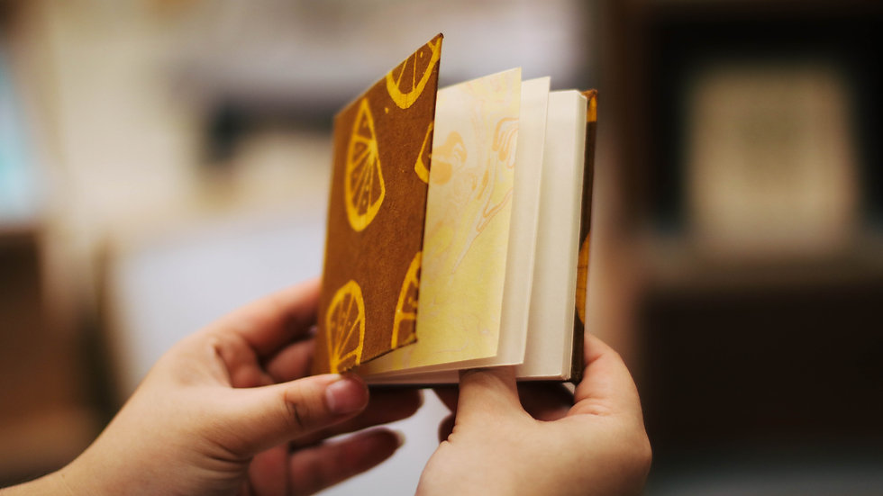 Batik Hardcover Journal (S)