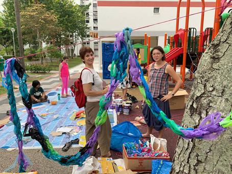 Arts In The Neighbourhood