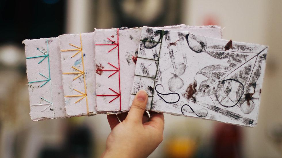 Stab-Binding Journals