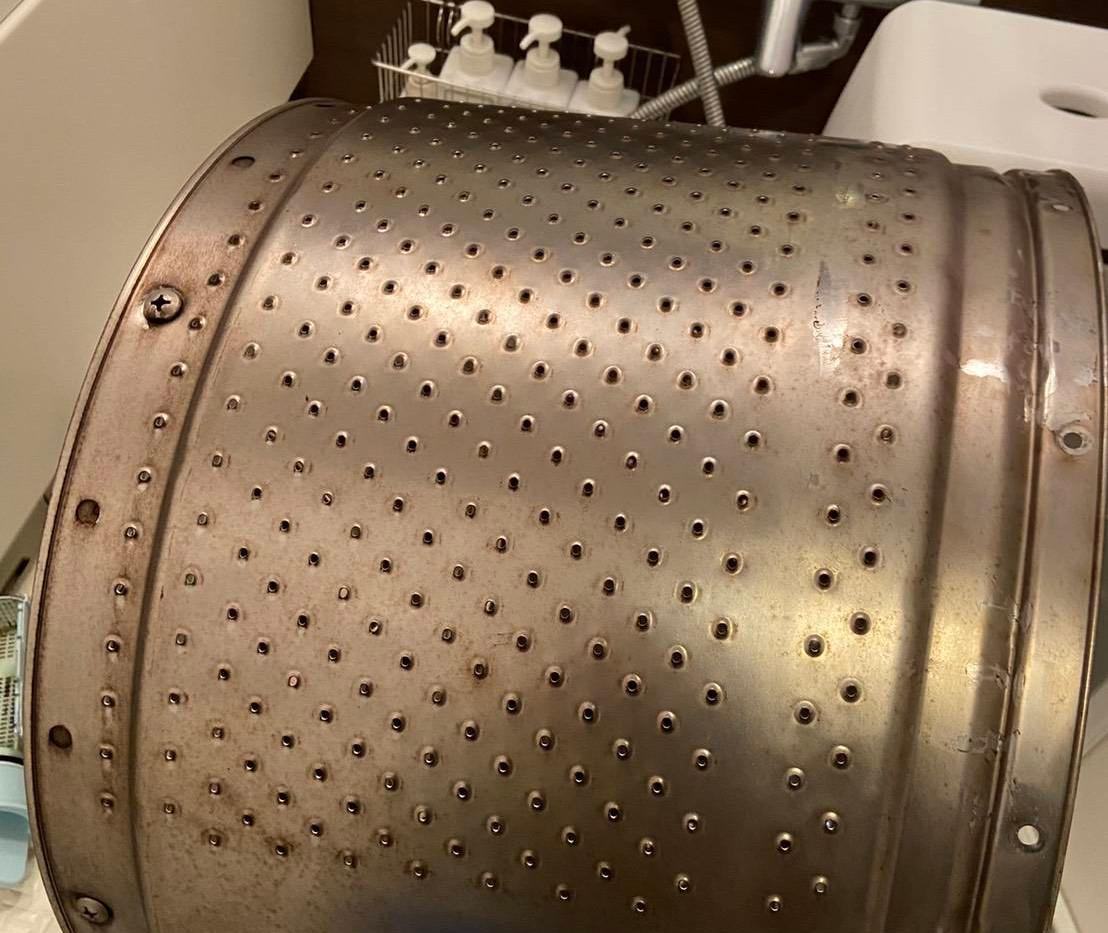 ドラム式クリーニング