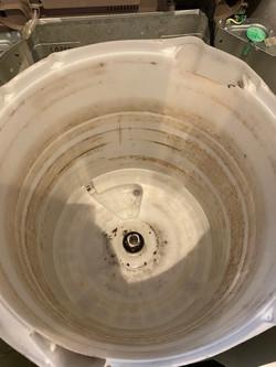 洗濯槽クリーニンギ
