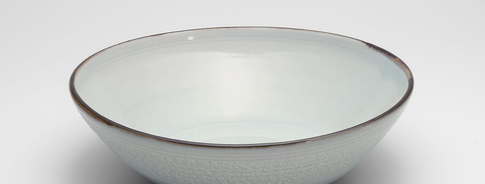 Large Porcelain Bowl