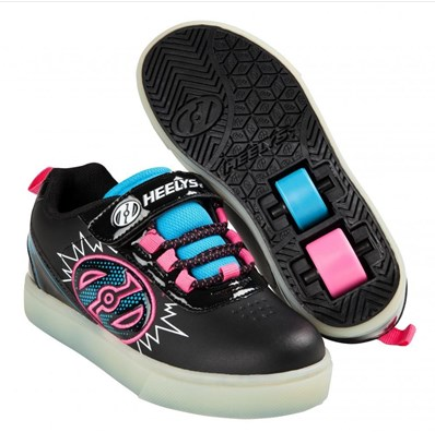 Heelys for Girls - Pow X2 Lighted