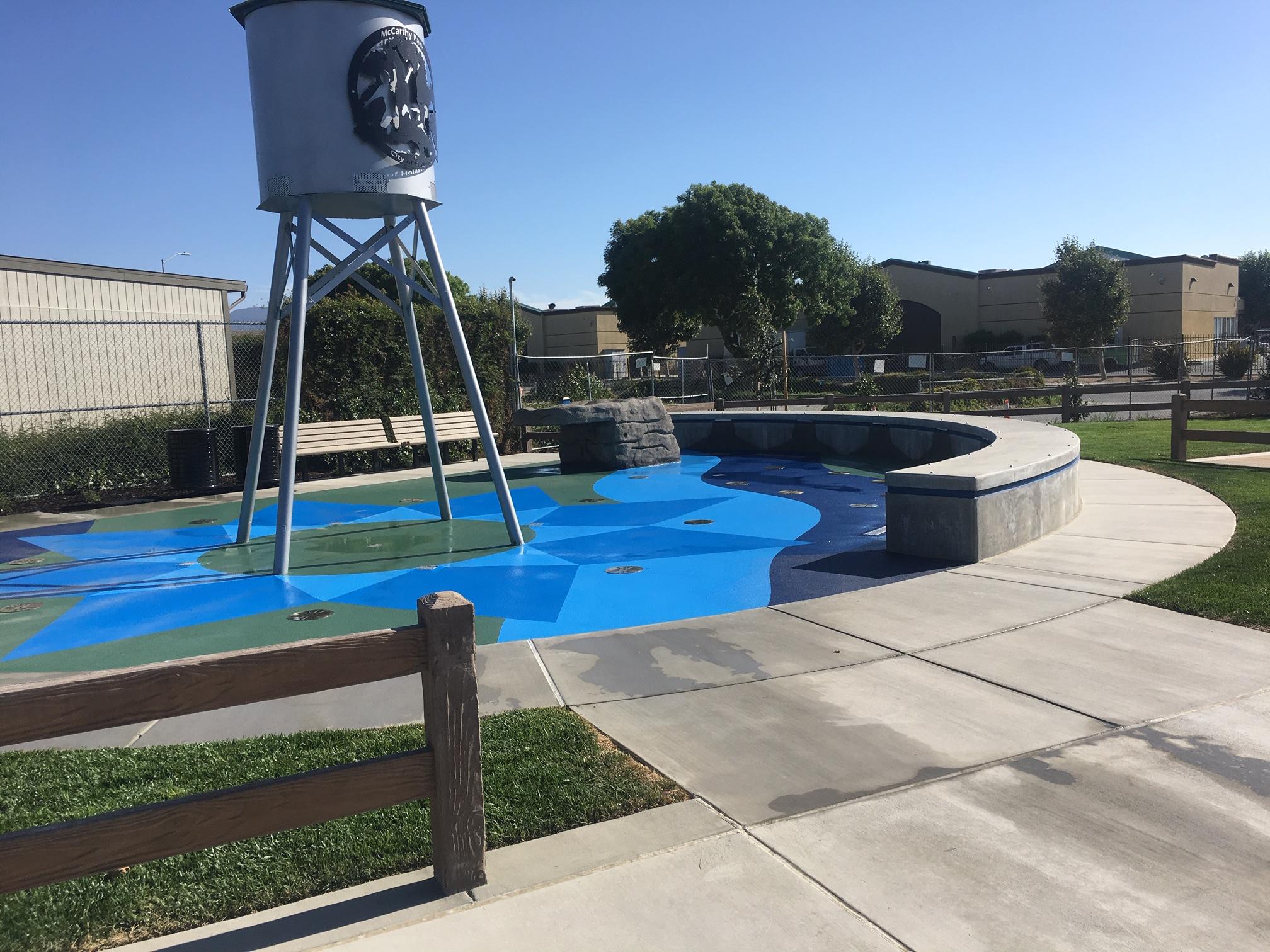 McCarthy Park, CA 1