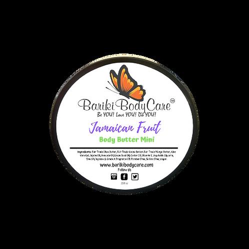 Jamaican Fruit Body Butter Mini - 2.5 FL OZ